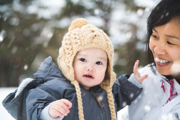 10 Tips For Dressing Baby For Winter Mom365
